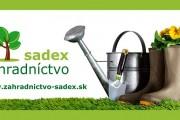 Záhradníctvo Sadex – billboard