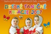 Detské tanečné kreácie 2007