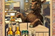 Reklama na pivo Kozel