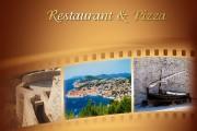 Menu reštaurácie Dubrovník
