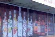 Výklad – predajňa alkoholu