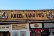 Kozel tank pub